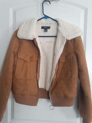 Brown Sherpa jacket for Sale in Marina del Rey, CA