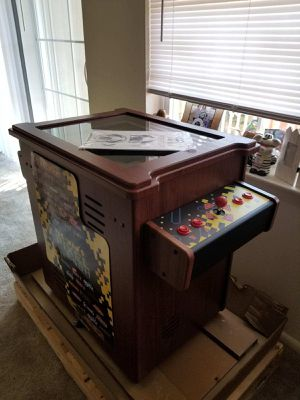 Pac Man arcade game 30 games in 1 for Sale in Takoma Park, MD