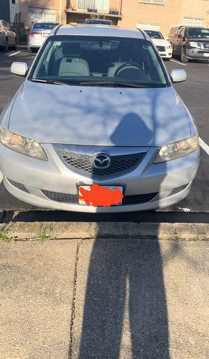 2003 Mazda 6! for Sale in Rockville, MD