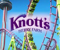 Knott's Berry farm tickets for Sale in Buena Park, CA
