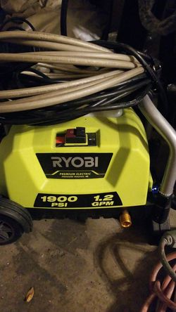 Ryobi pressure washer for Sale in Gresham,  OR