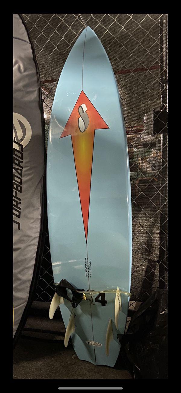 Surfboards Channel island DHDShortboard