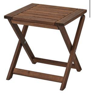 IKEA Applaro outdoor stool for Sale in Houston, TX