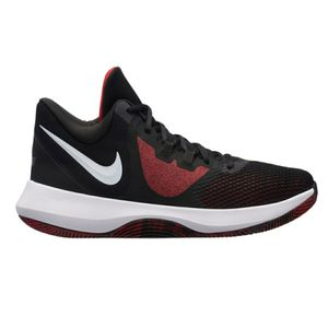 Nike Men's Precision II Basketball Shoes Black/Red Size 10.5 for Sale in Gaithersburg, MD