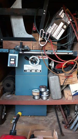 10in. Table saw for Sale in Winter Haven, FL