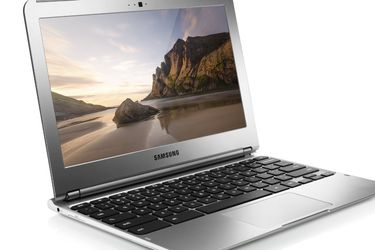 """Samsung Chromebook 11.6"""" Laptop PC with Samsung Exynos Dual Core Processor (1.7 GHz), 2GB Memory, 16GB Hard Drive and Chrome OS, XE303C12-A01US, Silve for Sale in The Bronx,  NY"""
