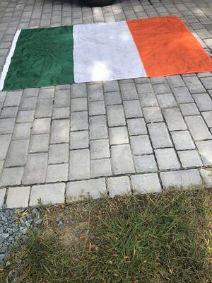 Ireland large 4x6 Nylon Flag for Sale in Suffolk, VA