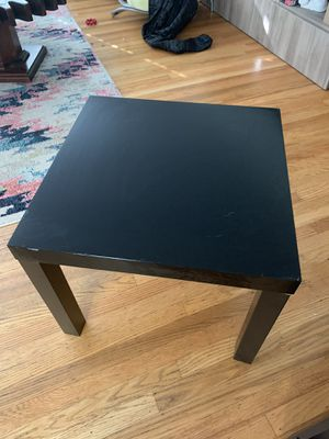 Square IKEA table for Sale in Seattle, WA