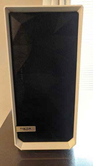 Fractal Define Meshify TG Case - White for Sale in Murfreesboro, TN