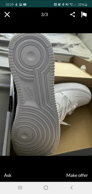 New Air force 1 size 5.5 kids for Sale in La Habra Heights, CA