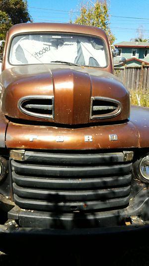 1950 f1 ford 1/2 heavy-duty for Sale in Santa Cruz, CA