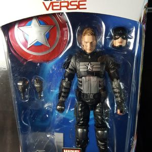 Marvel Legends Avengers Captain America Gamerverse From Joe Fixit Wave MCU for Sale in Houston, TX