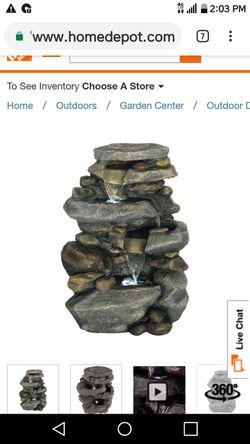 Outdoor Fountain for Sale in Fairfax,  VA