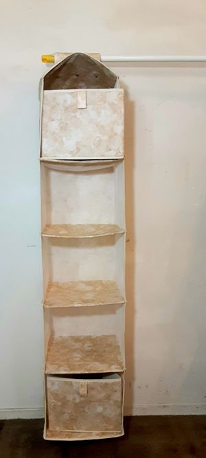 Vtg AVON Home Hanging Closet Organizer for Sale in Bakersfield, CA