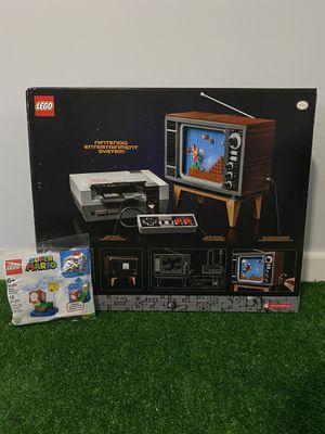 Lego Super Mario: Nintendo Entertainment System (71374) NES for Sale in Bridgeport, CT
