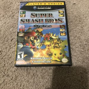 Super Smash Bros Melee (GameCube) for Sale in Lewis McChord, WA