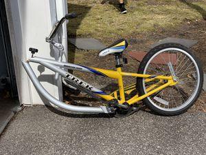 Trek half-wheeler trailer bike for Sale in Newton, MA