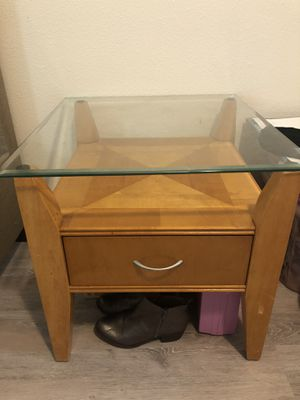 Two nights/end tables for Sale in Graham, WA