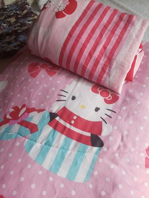 Hello kitty Twin Quilt for Sale in Everett, WA