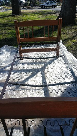 Twin Bed Frame for Sale in Greensboro, NC