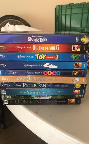 Disney movies for Sale in Riverside, CA