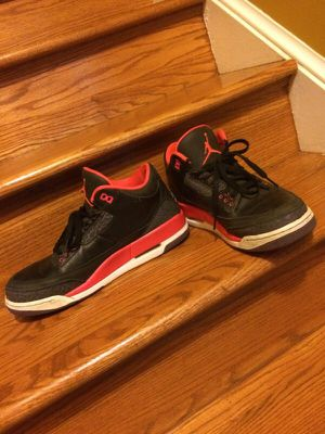 Jordan Crimson 3's for Sale in Fairfax, VA