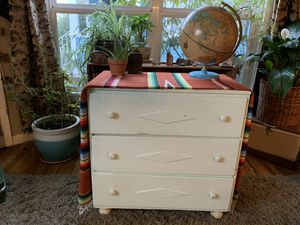 Cute vintage small 3 drawer dresser for Sale in Portland, OR