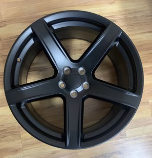 "20"" HELLCAT Number 2 Wheels & Tires Package Staggered <<<Rims & Tires Only $1299>>> for Sale in La Habra, CA"