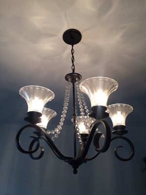 Beautiful Crystal chandelier for Sale in La Mesa, CA