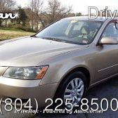2007 Hyundai Sonata GLS 4door Sedan 126k Miles for Sale in Richmond, VA