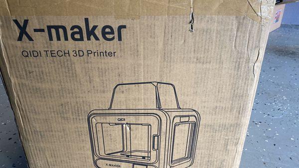 Qidi X-Maker 3D Printer NEW*