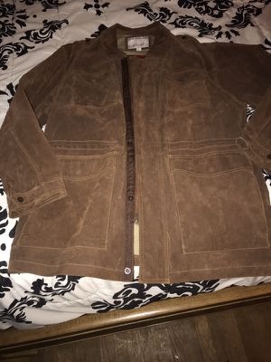 Wilsons Leather Suede Jacket for Sale in Austin, TX