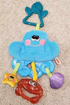 Octopus Teether for Sale in Naperville, IL