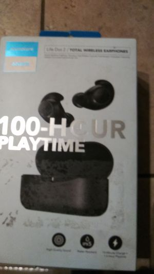 Brand new wireless earbuds still in box never opened for Sale in Happy Valley, OR