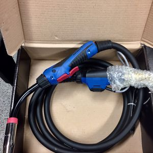 """Abicor Binzel Abimig AT 355T 10"""" 350Amp LN10 Tweco Style .035 MIG Welding Torch for Sale in Everett, WA"""