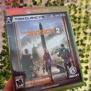 Tom Clancy's The Division 2 Xbox One for Sale in Alexandria, VA