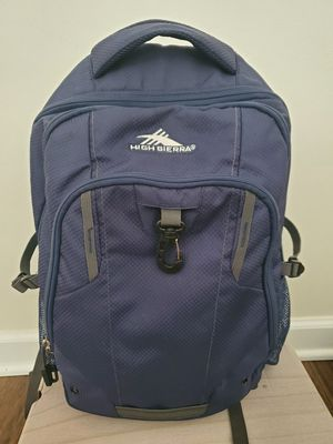 High Sierra Backpack for Sale in Litchfield Park, AZ