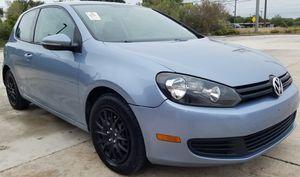 2010 Volkswagen Golf Hatchback 2.5L 4Cyl for Sale in San Antonio, TX