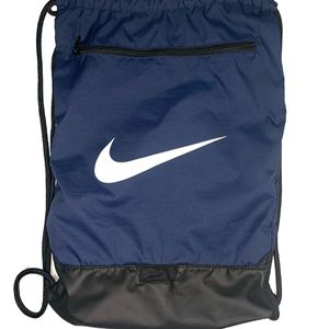 Nike Large Swoosh Logo Drawstring Backpack for Sale in Fort Worth, TX