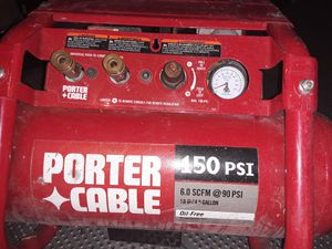Porter Cable C3151-1 Air Compressor for Sale in Seattle, WA