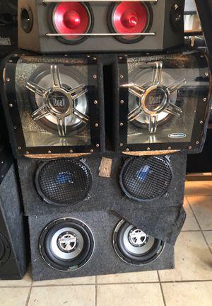 Speaker Sale!! $50 each for Sale in Dallas, GA