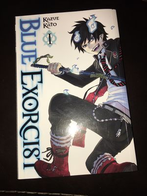 Blue Exorcist Volume 1 for Sale in Ashland City, TN