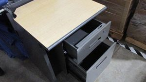 Filing cabinet (desk look) for Sale in Austin, TX