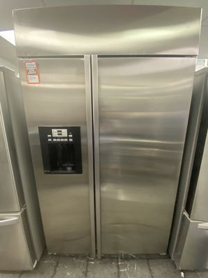 """48"""" GE BUILT IN STAINLESS STEEL for Sale in Canyon Lake, CA"""