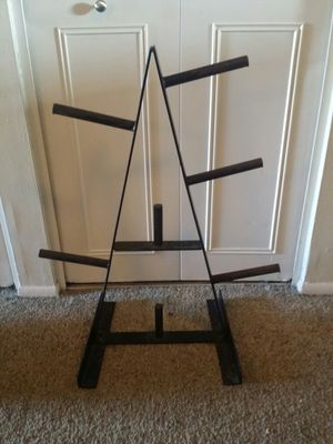 Body solid standard weight tree. 3 foot tall. for Sale in Deerfield Beach, FL