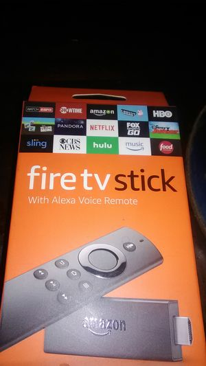 Fire TV stick for Sale in BRECKNRDG HLS, MO