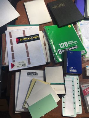 Assorted Office Supplies for Sale in Lakewood, CO