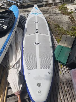 Solstice Bora Bora Inflatable Paddleboard W/ Carry Case -RAC-CN#EH5130-019 for Sale in Fort Lauderdale, FL