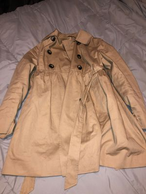 maternity trench coat for Sale in Azusa, CA