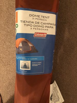 Coleman dome tent for Sale in Crockett, CA